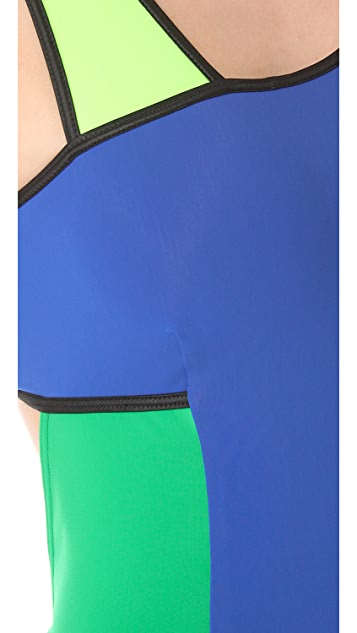 VPL Malaga One Piece Swimsuit