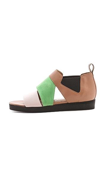 VPL LD Tuttle for VPL Cracked Sandals
