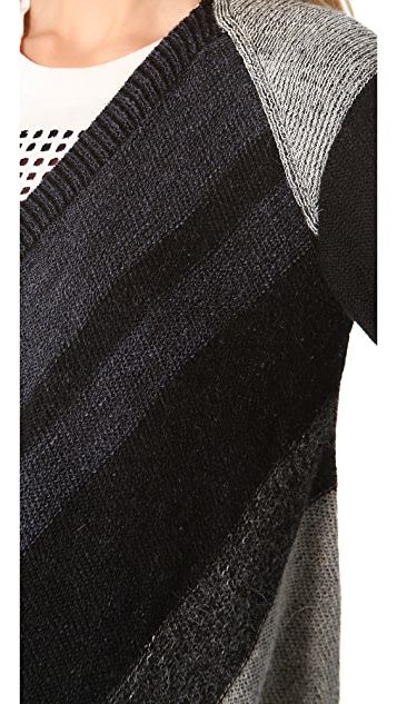 VPL Plated Cardigan