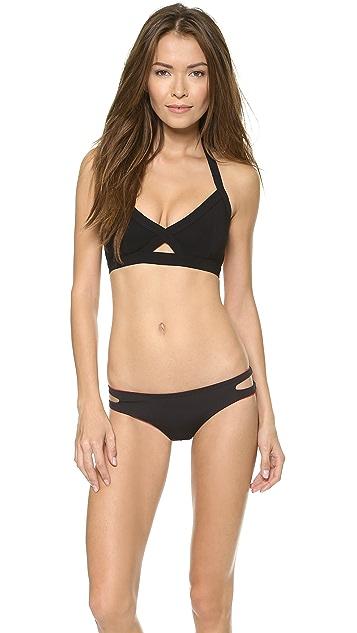 VPL Gunholder Bikini Top