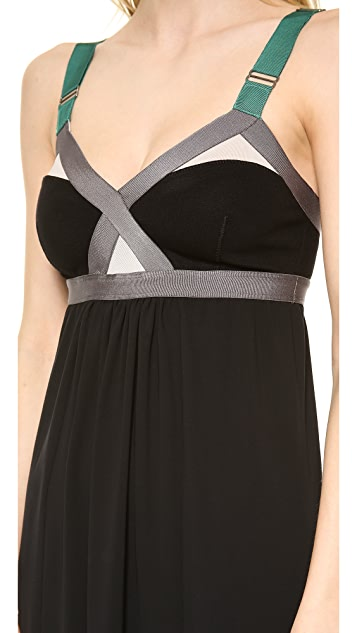 VPL Convexity Breaker Maxi Dress