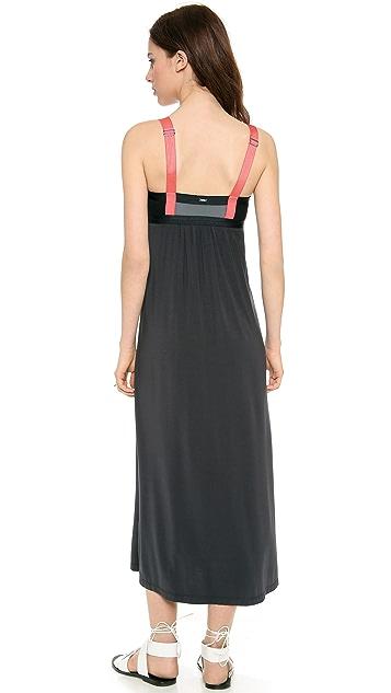 VPL Convexity Breaker Maxi Dress