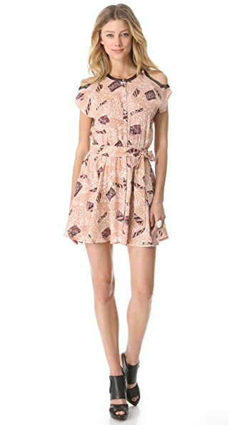 Viva Vena! by Vena Cava Judd Cutout Shoulder Dress