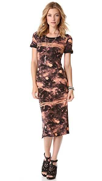 Viva Vena! by Vena Cava Maxi Tee Dress