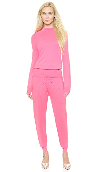 Victoria Victoria Beckham Long Sleeve Tracksuit
