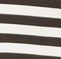 Black/White Geo Stripe