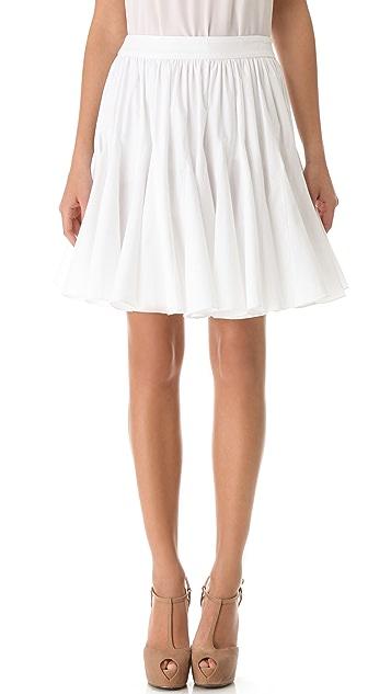 Vera Wang Collection Parasol Skirt