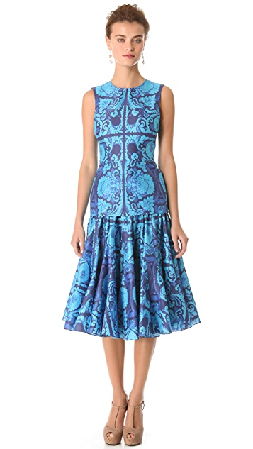 Vera Wang Collection Dancing Skirt