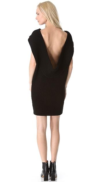 Vera Wang Collection Sleeveless Knit Dress