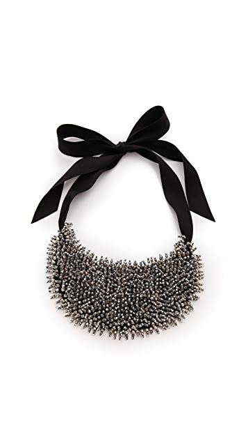 Vera Wang Collection Spiky Necklace