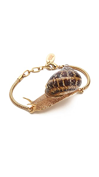 Vivienne Westwood Snail Bracelet