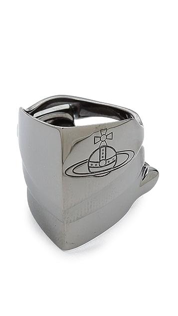 Vivienne Westwood Knuckleduster Ring