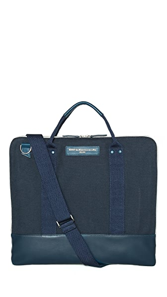 WANT LES ESSENTIELS Heathrow Commuter Bag