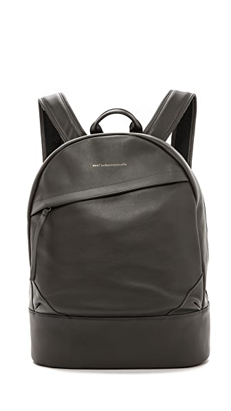 WANT LES ESSENTIELS Kastrup Leather Backpack