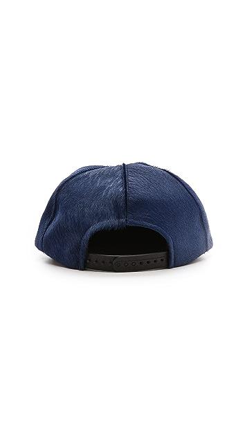 Anzevino Getty Haircalf Baseball Cap