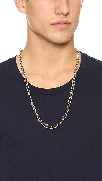 Warhorse Workshop Ghostbeads Necklace