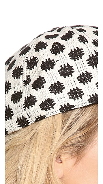 Wax + Cruz Yoko Baseball Hat