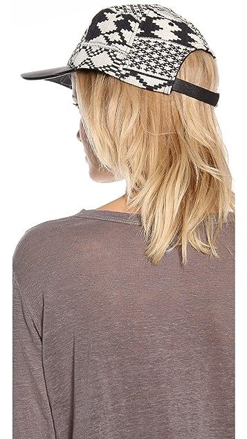 Wax + Cruz Louise Baseball Hat
