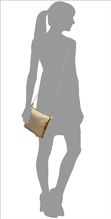 Whiting & Davis Metal Mesh Cross Body Bag