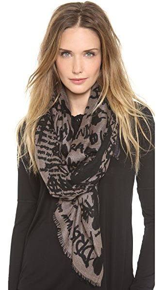 we are owls A Dream Within Cashmere Scarf