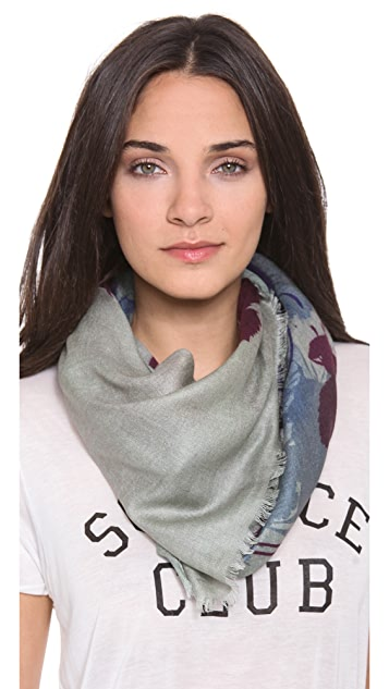 we are owls Enchanted Cashmere Scarf