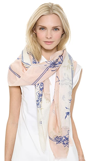 we are owls Perfumed Scarf