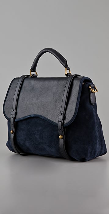 westward The Wanderlust Satchel