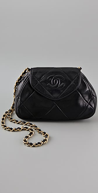 WGACA Vintage Vintage Chanel Little Quilted Bag
