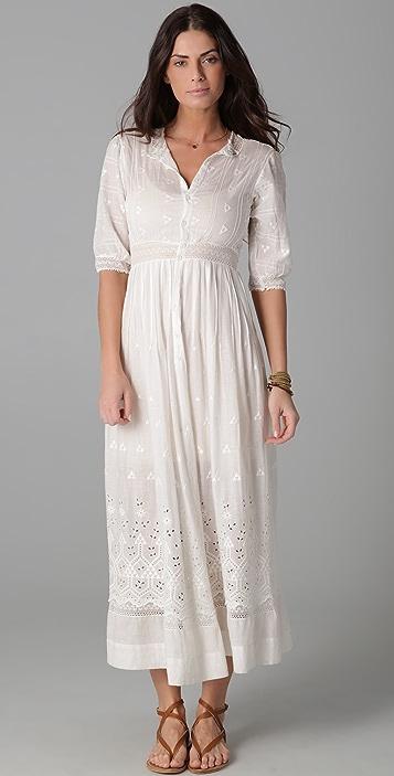 WGACA Vintage Vintage Victorian Dress