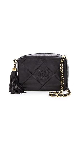 WGACA Vintage Vintage Chanel Tassel Bag