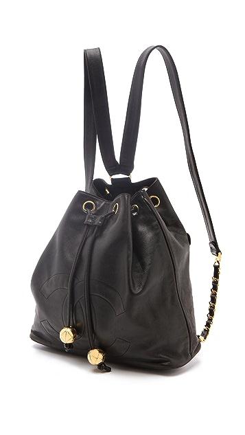WGACA Vintage Vintage Chanel Shoulder Bag