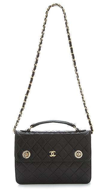 WGACA Vintage Vintage Chanel 2-Way Bag