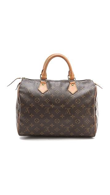 WGACA Vintage Vintage Louis Vuitton Speedy 30 Bag