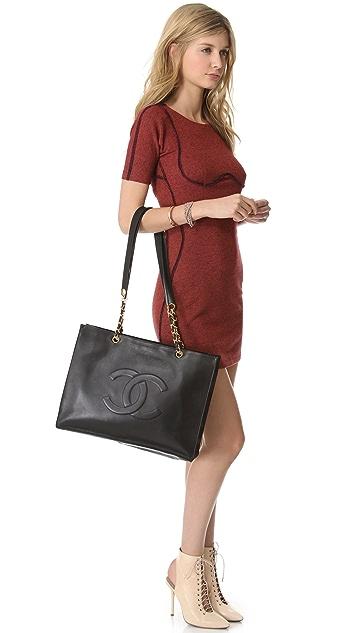WGACA Vintage Vintage Chanel Large Shopper