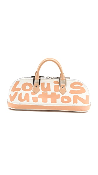 WGACA Vintage Vintage Louis Vuitton Alma Sprouse Graffiti Bag