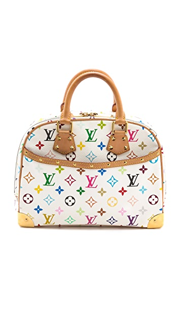 WGACA Vintage Vintage Louis Vuitton Multicolor Trouville Bag