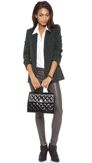 WGACA Vintage Vintage Chanel Kelly Bag
