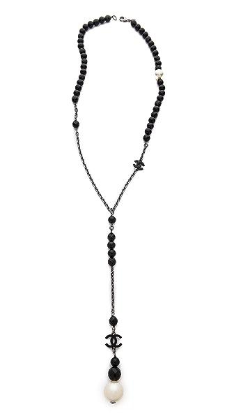 WGACA Vintage Vintage Chanel Pearl Necklace