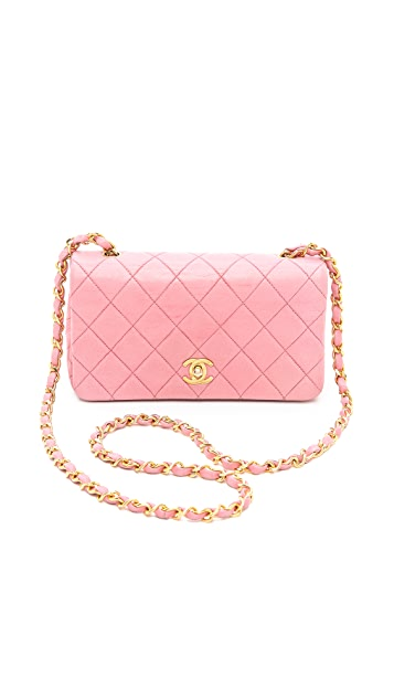 WGACA Vintage Vintage Chanel Flap Bag