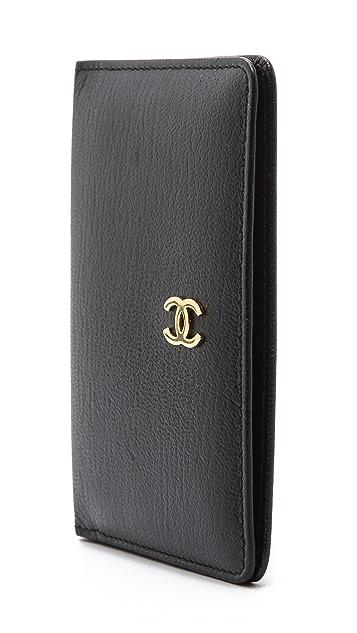 WGACA Vintage Vintage Chanel Card Holder