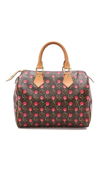 WGACA Vintage Vintage LV Cherry Speedy Bag