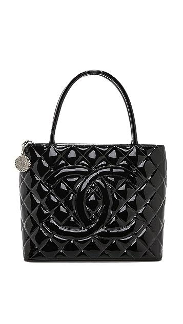 WGACA Vintage Vintage Chanel Medallion Bag