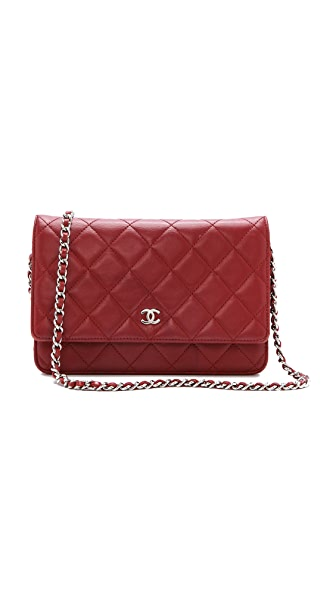 WGACA Vintage Vintage Chanel Quilted Flap Bag