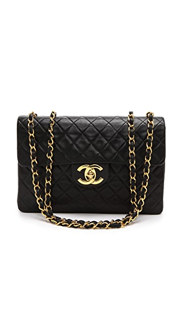 What Goes Around Comes Around Chanel Jumbo Flap Bag