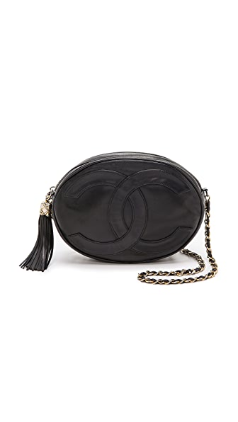What Goes Around Comes Around Chanel Oval CC Bag