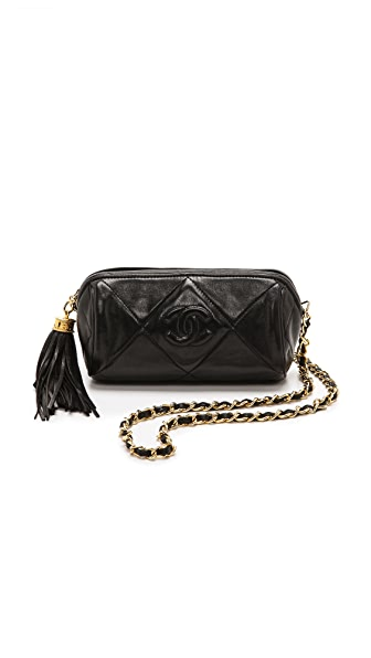 What Goes Around Comes Around Chanel Mini Barrel Bag