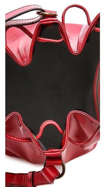 What Goes Around Comes Around Louis Vuitton Epi Petite Noe
