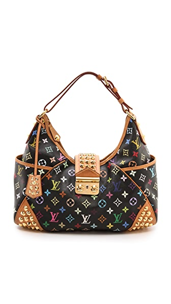 What Goes Around Comes Around Louis Vuitton Monogram Chrissie Bag