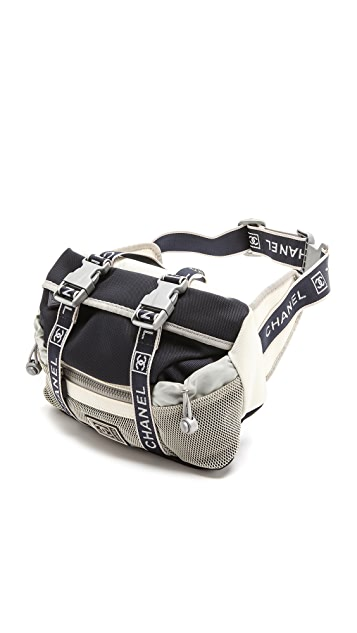 What Goes Around Comes Around Chanel Fanny Pack