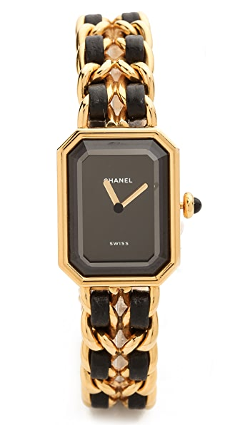 What Goes Around Comes Around Vintage Chanel Premier Watch